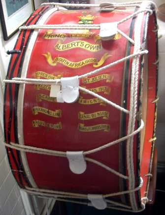 Leicestershire Yeomanry Drum